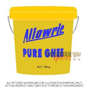 Allowrie Pure Ghee 10Kg