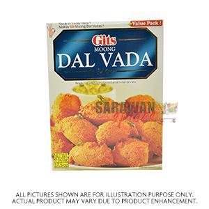 Gits Moong Dal Vada Mix 500G