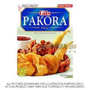 Gits Pakora Mix 500G