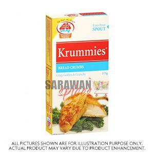 KRUMMIES BREAD CRUMBS 375 g