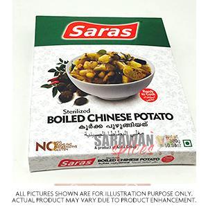 Saras Boiled Chinese Potato 300G