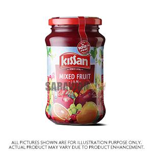 Kissan Mix Fruit Jam 500G