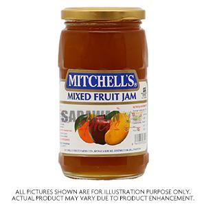 Mitchel Mixed Fruit Jam 450G
