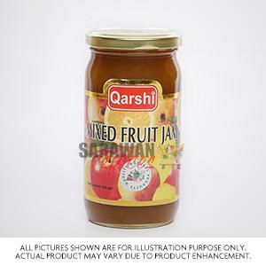 Qarshi Mix Fruit Jam 430G
