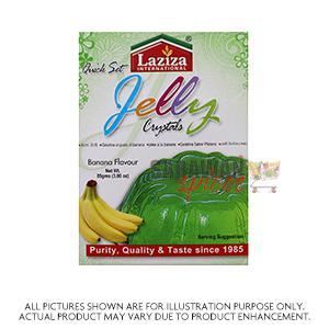 LAZIZA JELLY BANANA 85 g