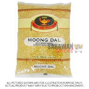 Deep Mung Dal 3.63Kg