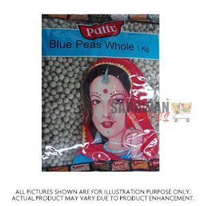 Blue Peas Whole 1Kg