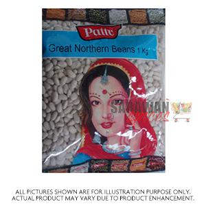 Pattu Great Northern Beans 1Kg