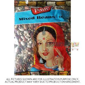 Pattu Mixed Beans 1Kg