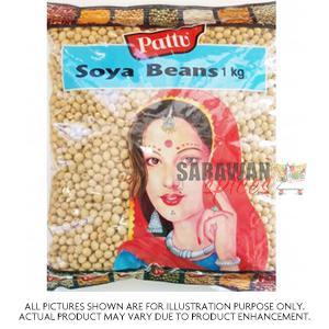 Pattu Soya Beans 1Kg
