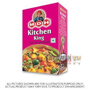 Mdh Kitchen King Msl 100G