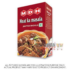Mdh Meat Ka Msl 100G