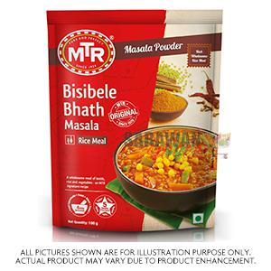 Mtr Bisibele Bath Masala 100G