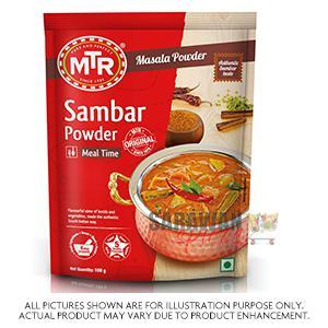 Mtr Sambar Pwd 200G