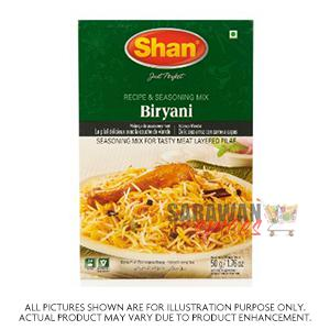 Shan Biryani Mix 50 G