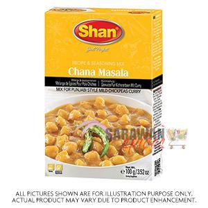 SHAN CHANA MASALA 100 g