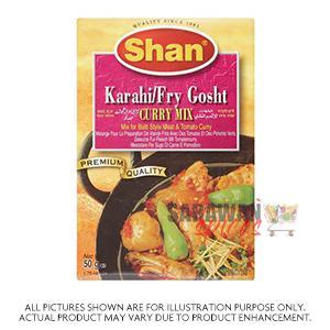 Shan Karahi/Fry Gos 50G