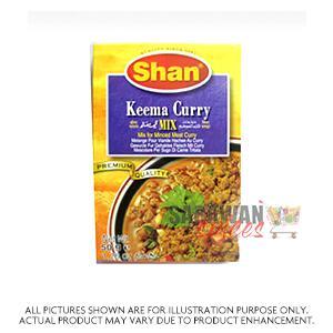 Shan Keema Curry 50G