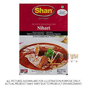 Shan Nihari Curry 60G