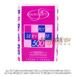 Tissues 500Pcs