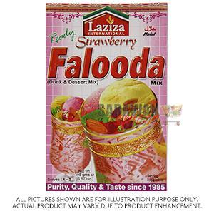 LAZIZA FALOODA STRAWBERRY 235 g
