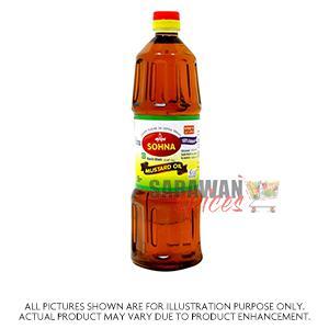 Sohna Mustard Oil 1Lt