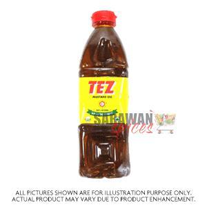 Tez Mustard Oil 1.89 Lt