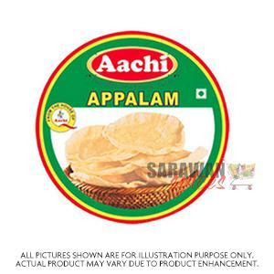 Aachi Appalams 100G