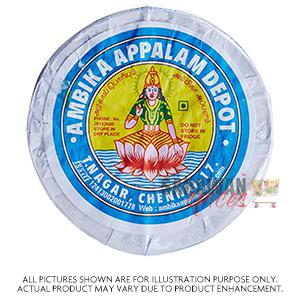 Ambika Appalam (No 4) 180G