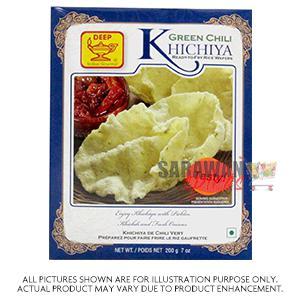 Deep Khichiya Green Chilli 200G