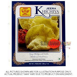 Deep Khichya Jeera Chilli