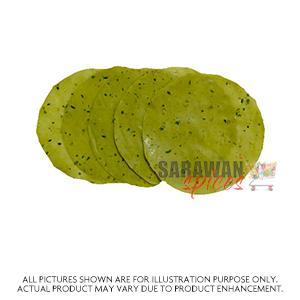 Lijjat Green Chilli Papads 200G