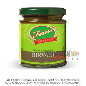 FERNS BIRYANI 380 g