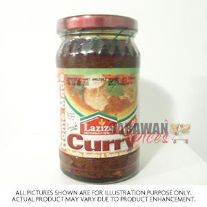 Laziza Curry Paste 330G