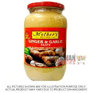 Mother Ginger/Garlic Paste 1Kg
