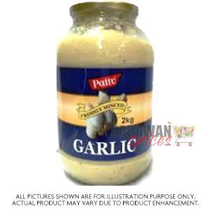 Pattu Garlic 2Kg