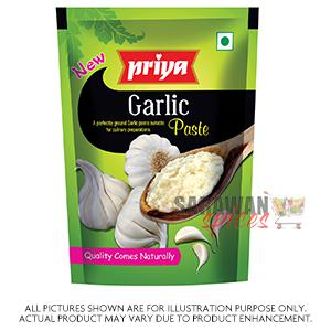 Priya Garlic Paste 1Kg