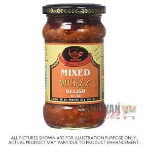 Deep Mixed Pickle 283G