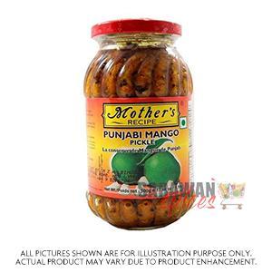 Mother Punjabi Mango Pickle 400/500G