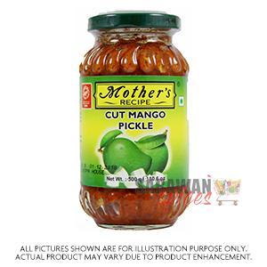 Mother Cut Mango Pickle 300G