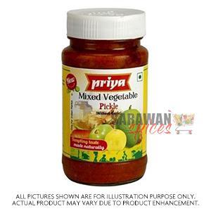 Priya Mix Veg 300G