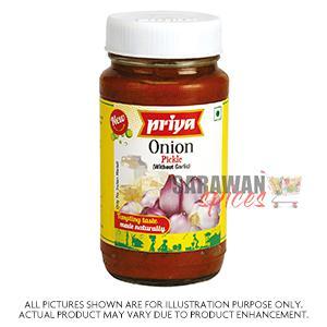 Priya Onion Pickle 300G