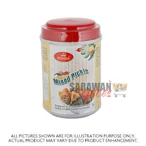 Sohna Mixed Pickle 1Kg