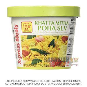 Deep Xm Khatametha Poha 110G