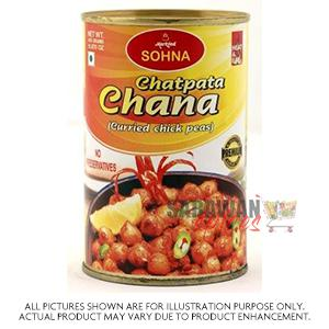 Sohna Chatpata Chana 450G