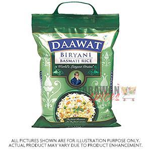 Daawat Biryani Rice 5Kg