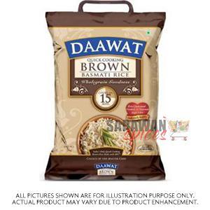 Daawat Brown Rice 5Kg