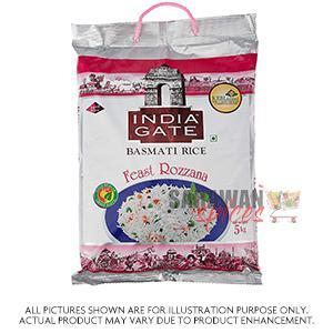 Rozzanna Basmati Rice 5Kg