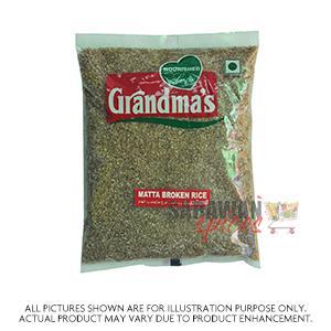 Grandmas Brk Matta Rice 1 Kg