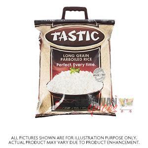 Tastic Parboiled RicE 10Kg